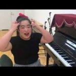 ゆりやんはピアノが上手い!腕前は?うまい理由やピアノ歴は?作曲も?